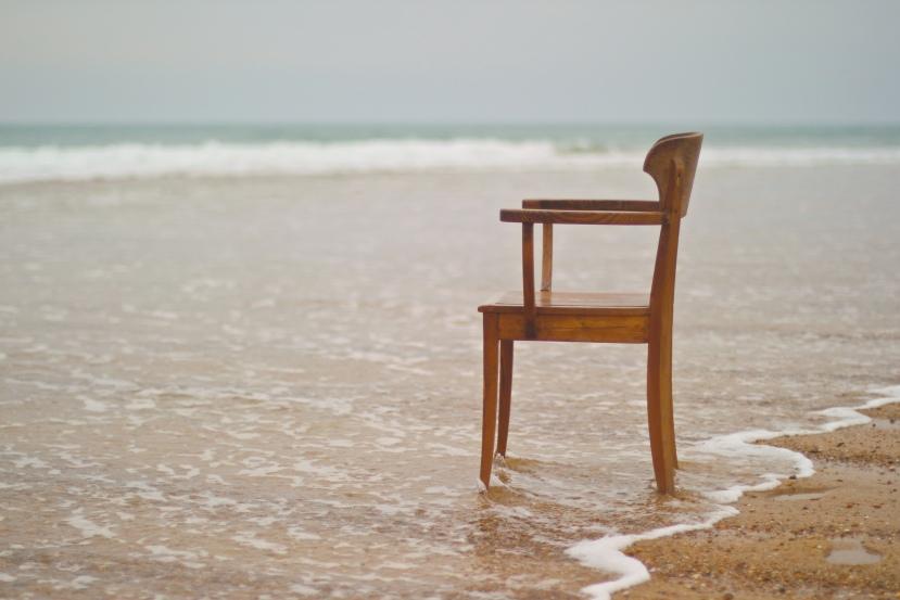 """""""La chaise"""", David Wanaku"""