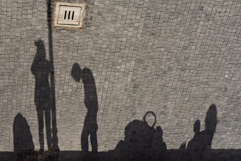 """Another head hangs lowly"" de Riccardo Romano"